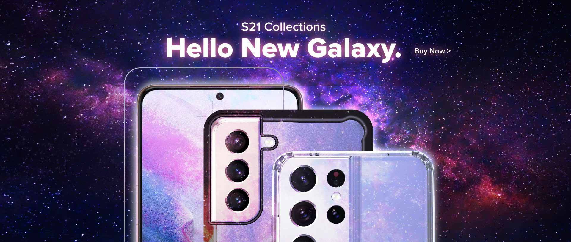 Hello New Galaxy - Protect with X.One®