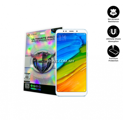 XiaoMi RedMi / HongMi Note 5 / Note 5 Pro X-One Ultimate Pro Screen Protector