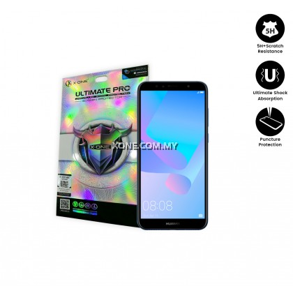 Huawei Y6 2018 X-One Ultimate Pro Screen Protector