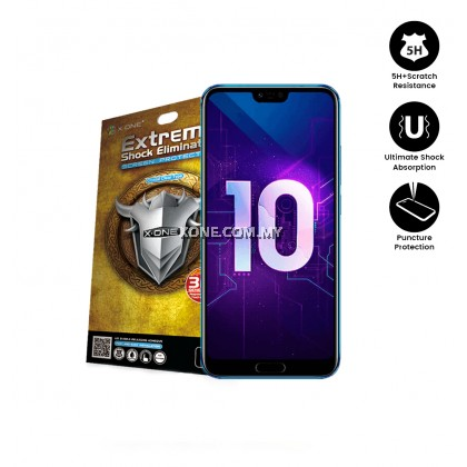Huawei Honor 10 X-One Extreme Shock Eliminator Screen Protector