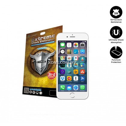 Apple iPhone 6s Extreme Shock Eliminator Screen Protector
