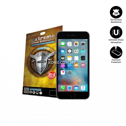 Apple iPhone 6 Plus / 6+ Extreme Shock Eliminator Screen Protector