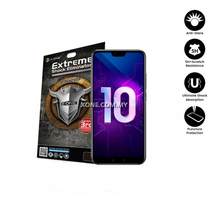 Huawei Honor 10 X-One Matte Film Screen Protector