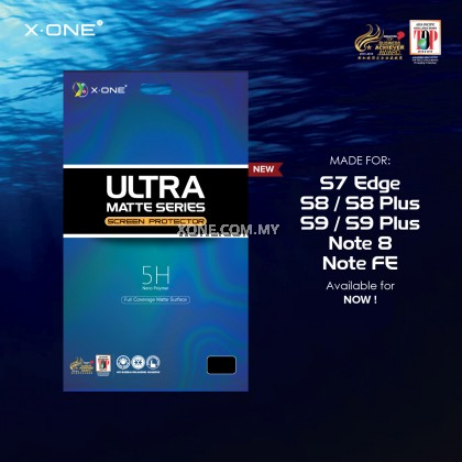 Oppo Find X X-One Ultra Matte Film Screen Protector