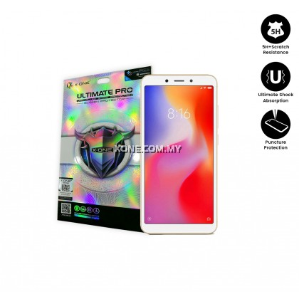 RedMi / HongMi 6A X-One Ultimate Pro Screen Protector