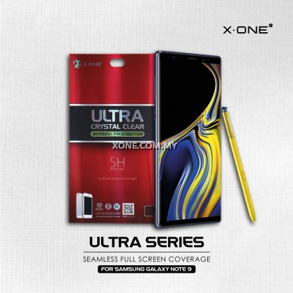 Samsung Note 9 ( N960 ) X-One Ultra Crystal Clear Screen Protector