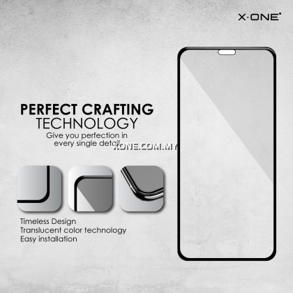 Apple iPhone X ( iPhone 10 ) Gorilla Series Glass Screen Protector