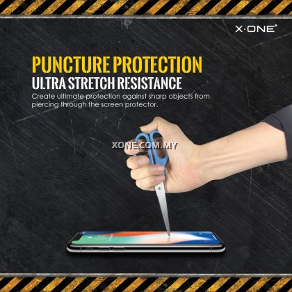 HTC U12 Plus X-One Extreme Shock Eliminator Screen Protector