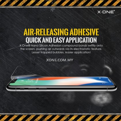 Huawei Mate 20X X-One Extreme Shock Eliminator Screen Protector
