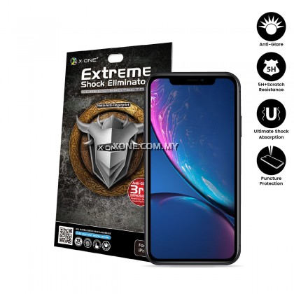 "Apple iPhone XR ( 6.1"" ) Matte Film Screen Protector"