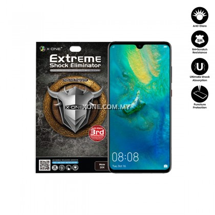 Huawei Mate 20X X-One Matte Film Screen Protector