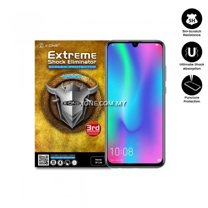 Huawei Honor 10 Lite X-One Extreme Shock Eliminator Screen Protector