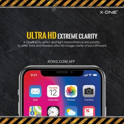 Nokia 8.1 X-One Extreme Shock Eliminator Screen Protector