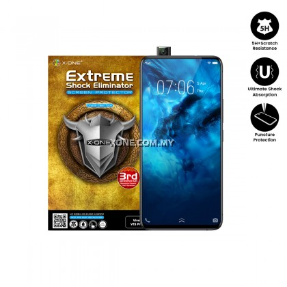 Vivo V15 Pro X-One Extreme Shock Eliminator Screen Protector