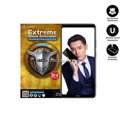 Huawei Honor Note 10 X-One Extreme Shock Eliminator Screen Protector