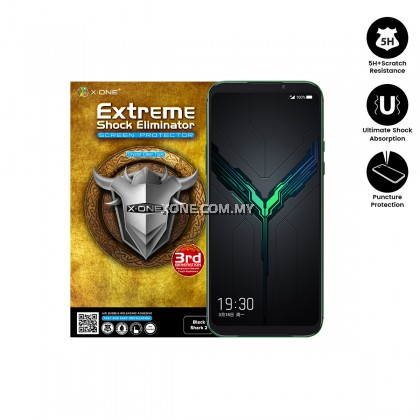 XiaoMi Black Shark 2 X-One Extreme Shock Eliminator Screen Protector