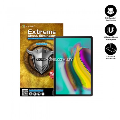 "Samsung Galaxy Tab S5e ( 10.5"" ) X-One Extreme Shock Eliminator Screen Protector"