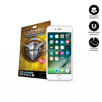 Apple iPhone 8 Extreme Shock Eliminator Screen Protector