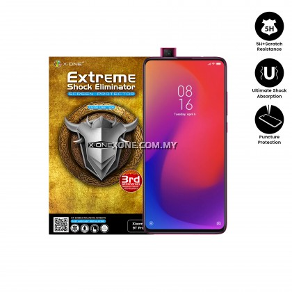 Xiaomi 9T Pro X-One Extreme Shock Eliminator Screen Protector