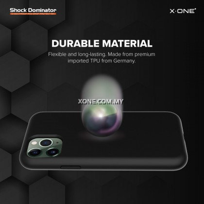 """Apple iPhone X / XS ( 5.8"""" ) X-One Drop Guard 3S Shock Dominator Impact Protection Case"""