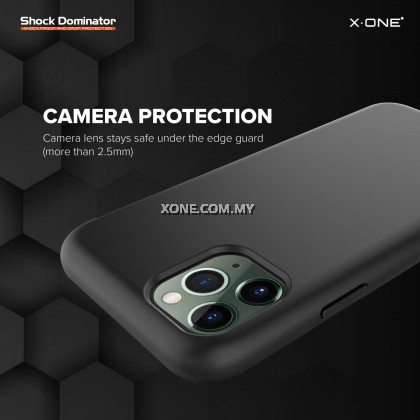 "Apple iPhone X / XS ( 5.8"" ) X-One Drop Guard 3S Shock Dominator Impact Protection Case"