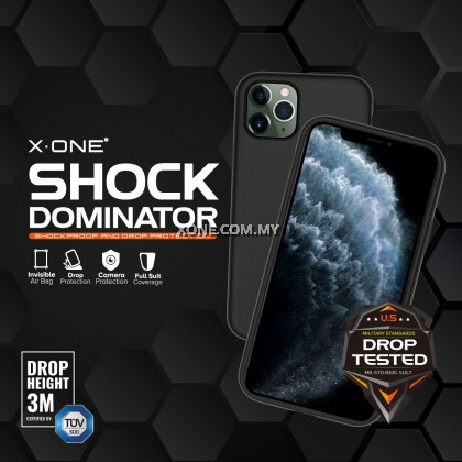 "Apple iPhone XR ( 6.1"" ) X-One Drop Guard 3S Shock Dominator Impact Protection Case"