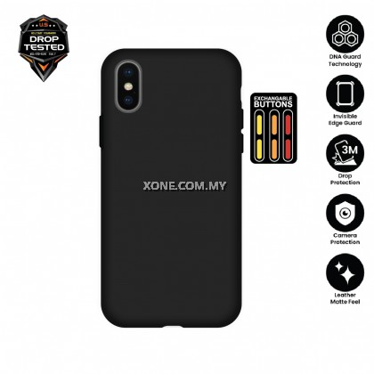 """Apple iPhone XS Max ( 6.5"""" ) X-One Drop Guard 3S Shock Dominator Impact Protection Case"""