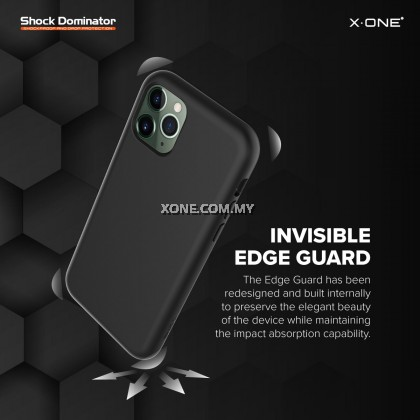 Samsung Galaxy Note 10 Plus X-One Drop Guard 3S Shock Dominator Impact Protection Case
