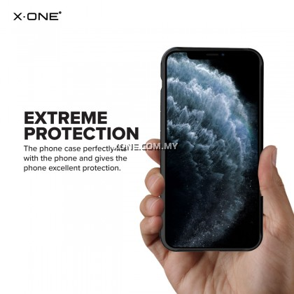 "Apple iPhone 11 ( 6.1"" ) X-One Drop Guard 2.0+ Impact Protection Case ( Upgraded Version )"
