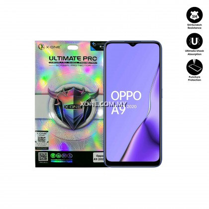 Oppo A9 2020 X-One Ultimate Pro Screen Protector