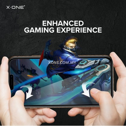 Xiaomi 9T X-One Extreme Series Matte Type Anti Fingerprint Screen Protector