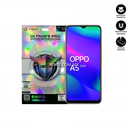 Oppo A5 2020 X-One Ultimate Pro Screen Protector