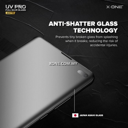 Samsung Galaxy Note 8 X-One UV Pro Full Glue Glass Screen Protector