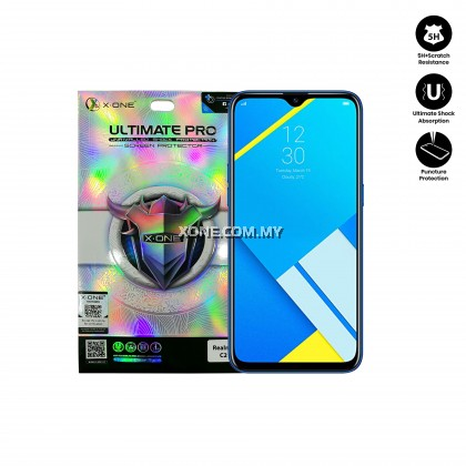 Oppo Realme C2 X-One Ultimate Pro Screen Protector