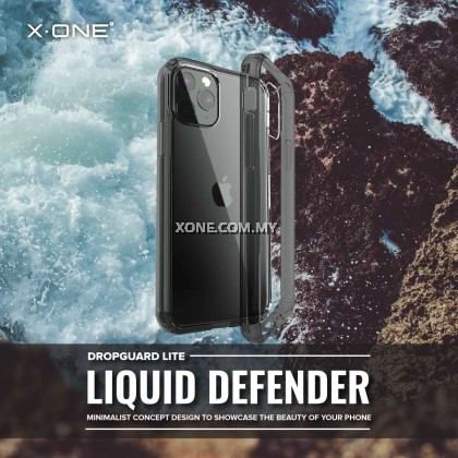 Samsung Galaxy S20 S20 Plus S20 Ultra X-One Liquid Defender ( Drop Guard Lite ) Shock Impact Phone Case