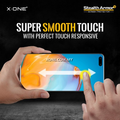 X.One Stealth Armor 3 ( Clear Series ) Customization Screen Protector for Smartphones Tablets Watches