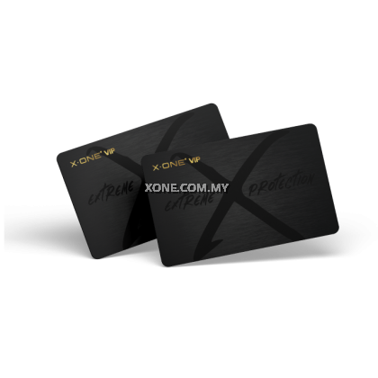 X.One Care VIP Membership Card - Instant Benefits and Rewards Extra Warranty ( Free Tumbler )
