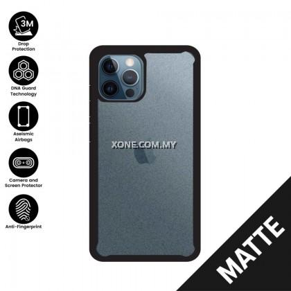 Apple iPhone 12 Mini / 12 / 12 Pro / 12 Pro Max X-One Drop Guard 2s ( Matte Surface ) Impact Protection Phone Case