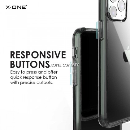 Apple iPhone 12 Mini / 12 / 12 Pro / 12 Pro Max X-One Liquid Defender ( Drop Guard Lite ) Shock Impact Phone Case