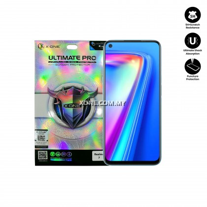 Oppo Realme 7 / 7 Pro X-One Ultimate Pro Clear Screen Protector