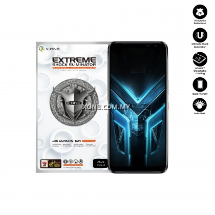 Asus ROG Phone 3 X.One Extreme 7H ( 4th Gen. ) Matte Series Anti Fingerprint Screen Protector