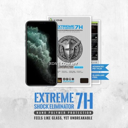 Samsung Galaxy S21 / S21 Plus X.One Extreme Shock Eliminator 7H ( 4th Generation ) Screen Protector