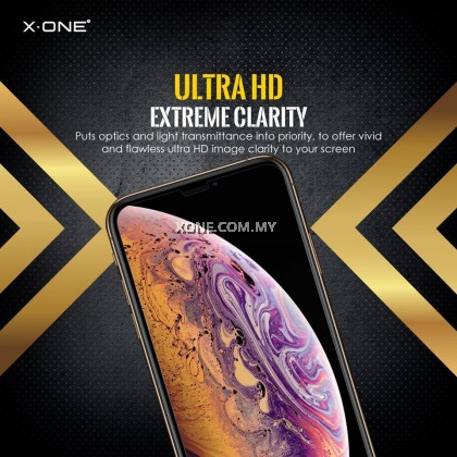 Xiaomi Pocophone F3 X.One Extreme Shock Eliminator ( 3rd Generation ) Clear Screen Protector