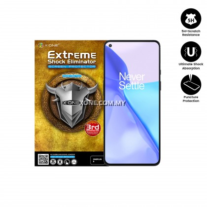 Redmi K40 X.One Extreme Shock Eliminator ( 3rd Generation ) Clear Screen Protector