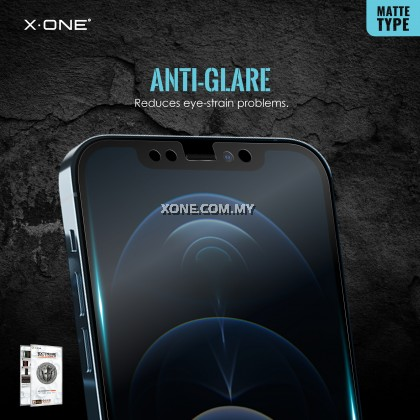 ASUS ROG Phone 5 X.One Extreme 7H ( 4th Gen. ) Matte Series Anti Fingerprint Screen Protector