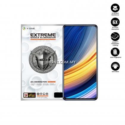 Xiaomi Poco X3 X.One Extreme 7H ( 4th Gen. ) Matte Series Anti Fingerprint Screen Protector
