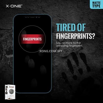 Apple iPhone 13 Mini / 13 / 13 Pro / 13 Pro Max X.One Extreme 7H ( 4th Gen. ) Matte Series Anti Fingerprint Screen Protector