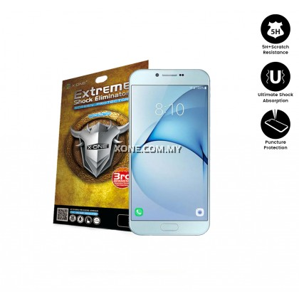 Samsung A8 (2016) X-One Extreme Shock Eliminator Screen Protector