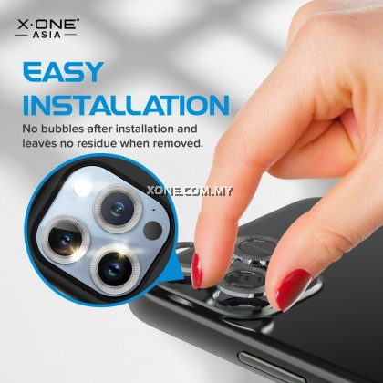 X.One Camera Armor Lens Protector for iPhone 13 Pro Max / 13 Pro