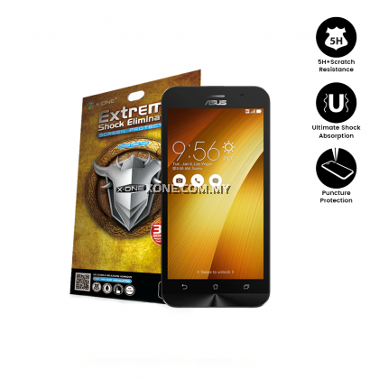 Asus Zenfone GO ( 5.0 ) X-One Extreme Shock Eliminator Screen Protector
